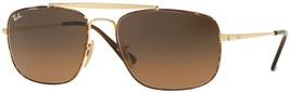 Ray Ban Men Sunglasses RB3560 910/443 Gradient Lens 58mm Authentic - $111.55