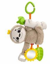 Fisher-Price Slow Much Fun Stroller Sloth 0+ kids - $15.90