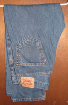 Men's Levi's Levi Strauss 550 Relaxed Fit Blue Jeans 36 x 30 (36x31) - $15.99