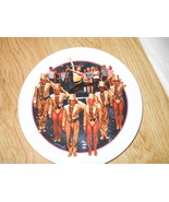 Avon Images of Hollywood A CHORUS LINE 1986 Collectible plate Dancers Da... - $19.57
