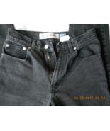 Gap Blue Jeans Ladies Black Rivet Pants Size 8 ... - $14.99