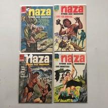 Lot of 4 Naza (1963) #1 2 4 5 VF Very Fine - $29.70