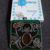Sweet Bear Suncatcher made in USA by Skybolt 4 inches by 4 inches - $2.49