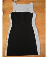 IZ Byer California Ladies Dress Size 9 Black Li... - $19.59