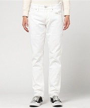 GUESS Men's 1981 SLIM TAPER CARPENTER Jeans, Chalkwork Wash, Size 32, MS... - $64.34
