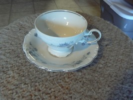 Johann Haviland Blue Garland cup and saucer 32 available - $6.68