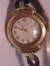 Vintage Ladies Elgin 10K gf w/ Hadley Band - $65.00