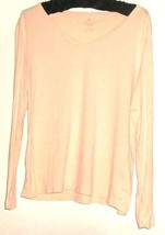 Women's Peach Top Talbots Size X - $5.00