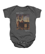 Infant Bodysuits New Authentic Pink Floyd Faded Animals Infant Snapsuit - $24.83
