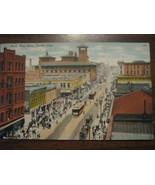 1909 Postcard - Pueblo, Colorado Street Scene - $8.00