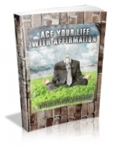 Ace Your Life With Affirmation/resell rights/ebook cd - $4.89