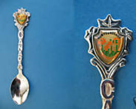 NEWFOUNDLAND Souvenir Collector Spoon Collectible PITCHER PLANT FLOWERS Canada - $5.95