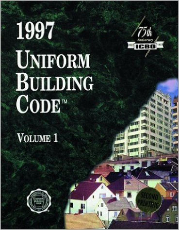 1997  uniform  building  code