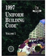1997  uniform  building  code - $3.99