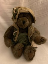 """Boyds Bears Orvis T Fisher With Tad Best Dressed Series With Tag 12""""  - $23.36"""