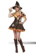 California Costumes Sassy Scarecrow Dress Adult Womens Halloween Costume... - $44.43