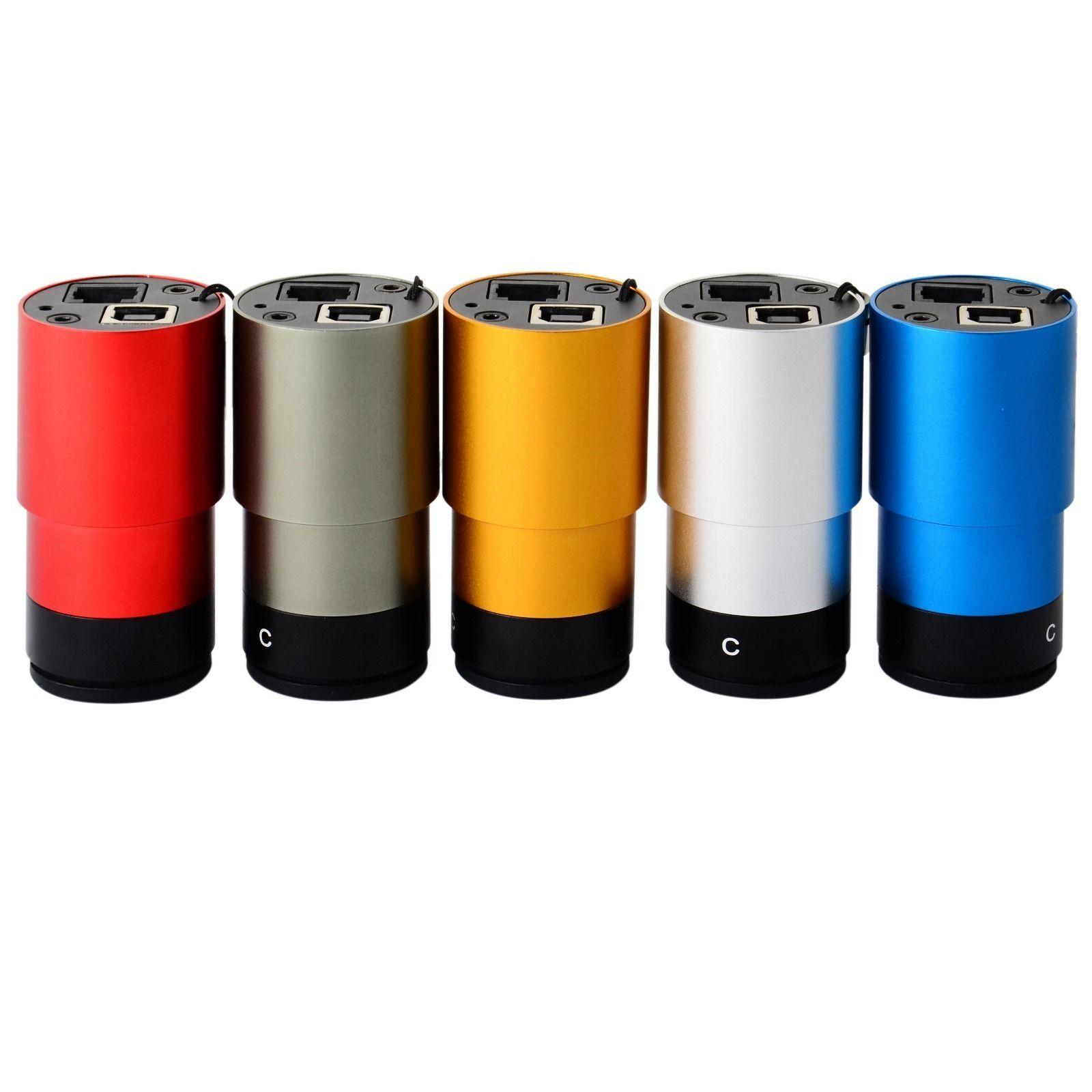 ToupTek USB2 Long-Exposure, Auto-Guiding, Color Telescope Camera