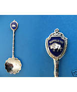 BUFFALO NEW YORK Souvenir Collector Spoon NY. Collectible - $5.95