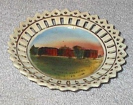 St. Marys Hospital Rochester Minnesota Souvenir Ribbon Plate Small - $11.95