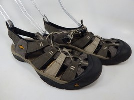 Keen Newport H2 Size 10.5 M (D) EU 44 Men's Sport Sandals Shoes Brindle 1012202