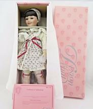 Design Debut Porcelain Doll 'Mary Beth' (#980/2500) - $31.99