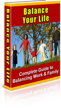 BALANCE YOUR LIFE/family/work/issues/resell/cd - $2.99