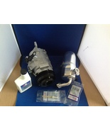 03-06 Chevy Tahoe Truck 5.3 Auto AC Air Conditioning Compressor Repair P... - $245.03