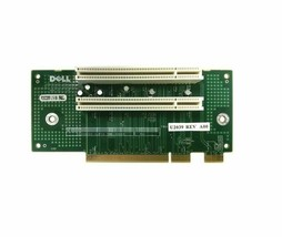 Dell FoxConn LS-36 PCI Expansion Card Slot Riser Board U2039 - $7.77