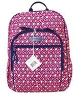 Vera Bradley Campus Backpack in Katalina Pink Diamonds - $88.00