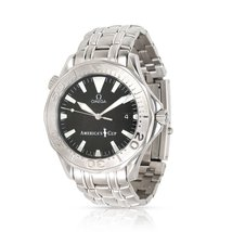 Omega Seamaster America's Cup 2533.50 Men's Watch in  Stainless Steel - $2,250.00