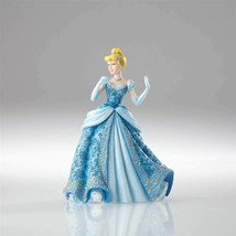 "8.25"" Cinderella in Blue Dress Figurine from the Disney Showcase Collection"