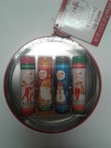 Elf on the shelf Lip Balm Set of 4 - $5.61