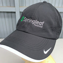 Springleaf Financial NIKE GOLF Light adjustable Baseball Cap Hat - $17.43