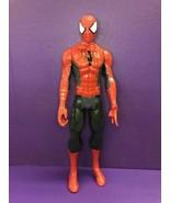 2013 Hasbro Marvel Spiderman action figure - $9.85