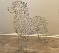 Australian Shepherd Topiary Frame - $135.00