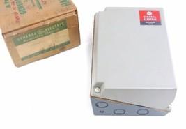 NIB GENERAL ELECTRIC 3S7504ET561B6 ELECTRONIC TIMER ASSEMBLY, 3S7504TM560C1