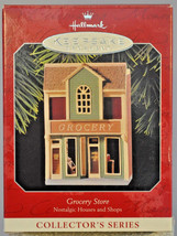 Hallmark - Grocery Store - Nostalgic Houses and Shops - Ornament - $14.01