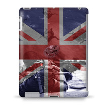 SAS Special Forces Inspired Tablet Hard Shell Case - $29.99+