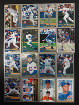 2000 Topps Series 1 & 2 Chicago Cubs Team Set of 16 Baseball Cards - $10.00