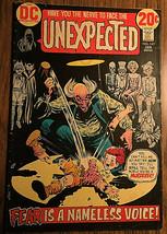DC COMICS THE UNEXPECTED COMIC BOOK - #143 - $11.43