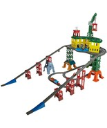 Thomas and Friends Super Station Playset Railway Track Train Play Childr... - $98.31