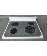 WB62T10026 GE SPECTRA RANGE OVEN COOKTOP WHITE - $150.00