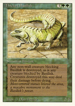 Magic: The Gathering 3rd Edition - Thicket Basilisk - $0.25