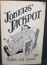 Jokers Jackpot by Baker and Larsen - $34.30
