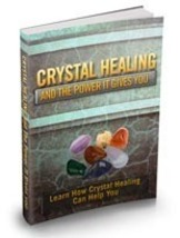 Crystal Healing and the Power/resell rights/ebook on cd - $2.99