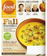 FOOD NETWORK OCTOBER 2011 - $3.99