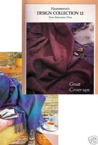 Primary image for Handwoven's Design Collection 12 weaving COVER-UPS