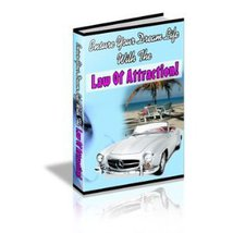 Ensure Your Dream Life With The Law of Attraction audio How To Earn A Fu... - $3.99