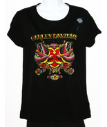 Harley-Davidson Black Tee Womens Cotton Short S... - $24.99