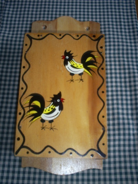 Woodpecker Woodware, Handpainted in Japan, 1950's